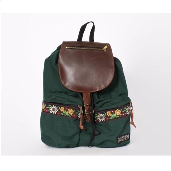 fa4ea4eb7f Jansport Handbags - Vintage Jansport Backpack
